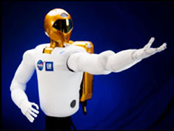 Photo of Robonaut2