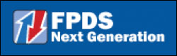 Graphic of FPDS-NG Logo