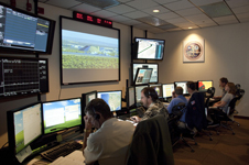 inside the Global Hawk Operations Center