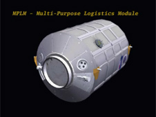 MPLM -- Multi-Purpose Logistics Module Overview