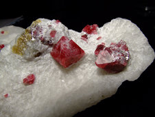 crystal spinel