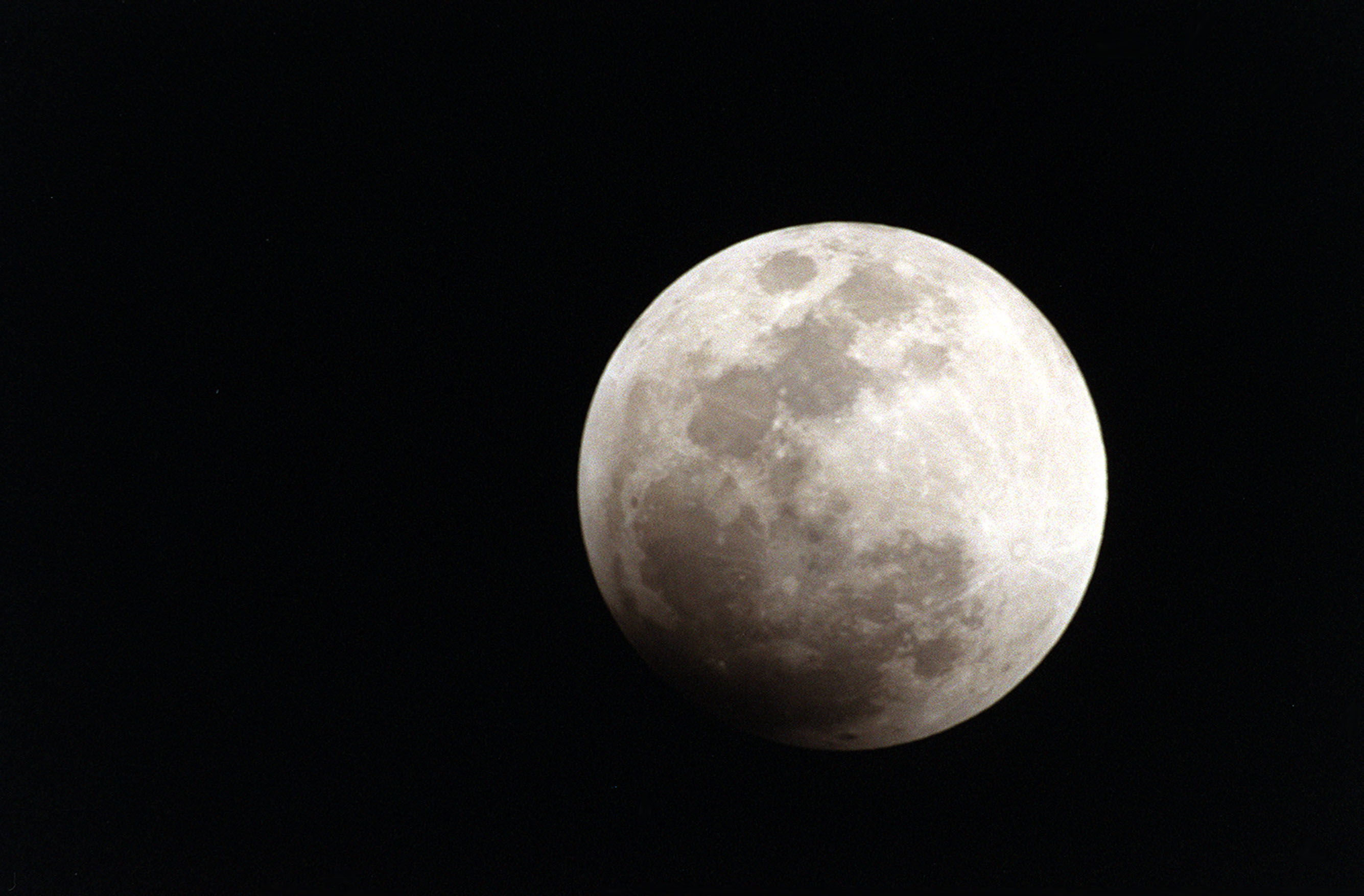 ... moon, are making researchers think again about the moon's geology