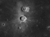 craters at the Flamsteed region of interest