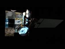 Image of goes satellite for video link