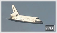 STS-131 lands in Florida