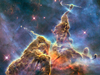 Hubble image of Carina Nebula