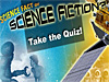 Screenshot of the Science Fact or Fiction quiz