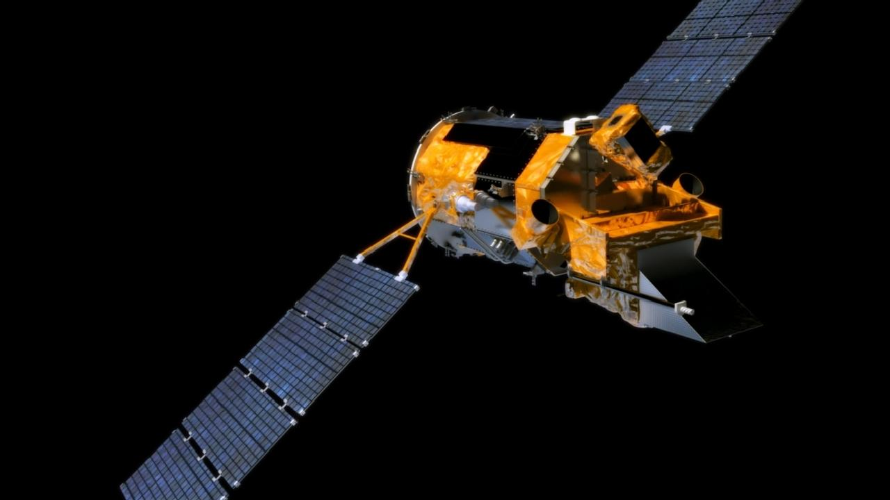 Resultado de imagem para satélites lasco c1