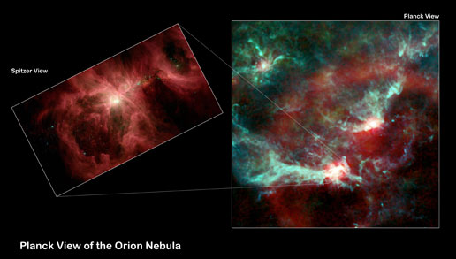 star-formation region in the constellation Orion