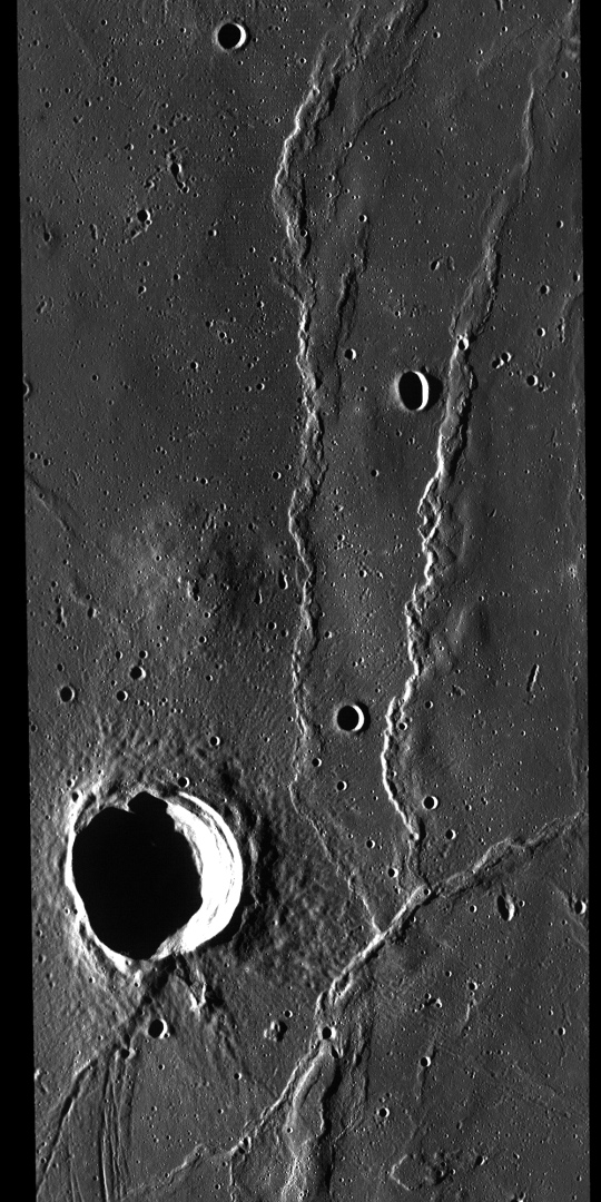 wide section of Mare Tranquilitatis