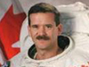 Astronaut Chris A. Hadfield