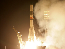 ISS Progress 37 Launches to Space Station