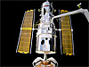 NASA's Hubble Space Telescope after servicing