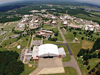 Aerial view of Langley Research Center
