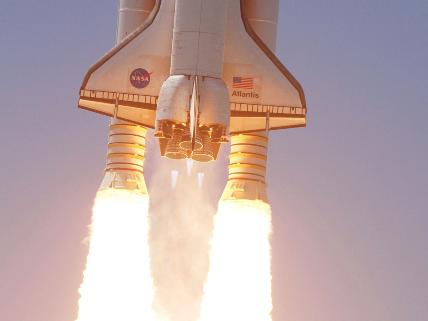 STS-132 Lifts Off