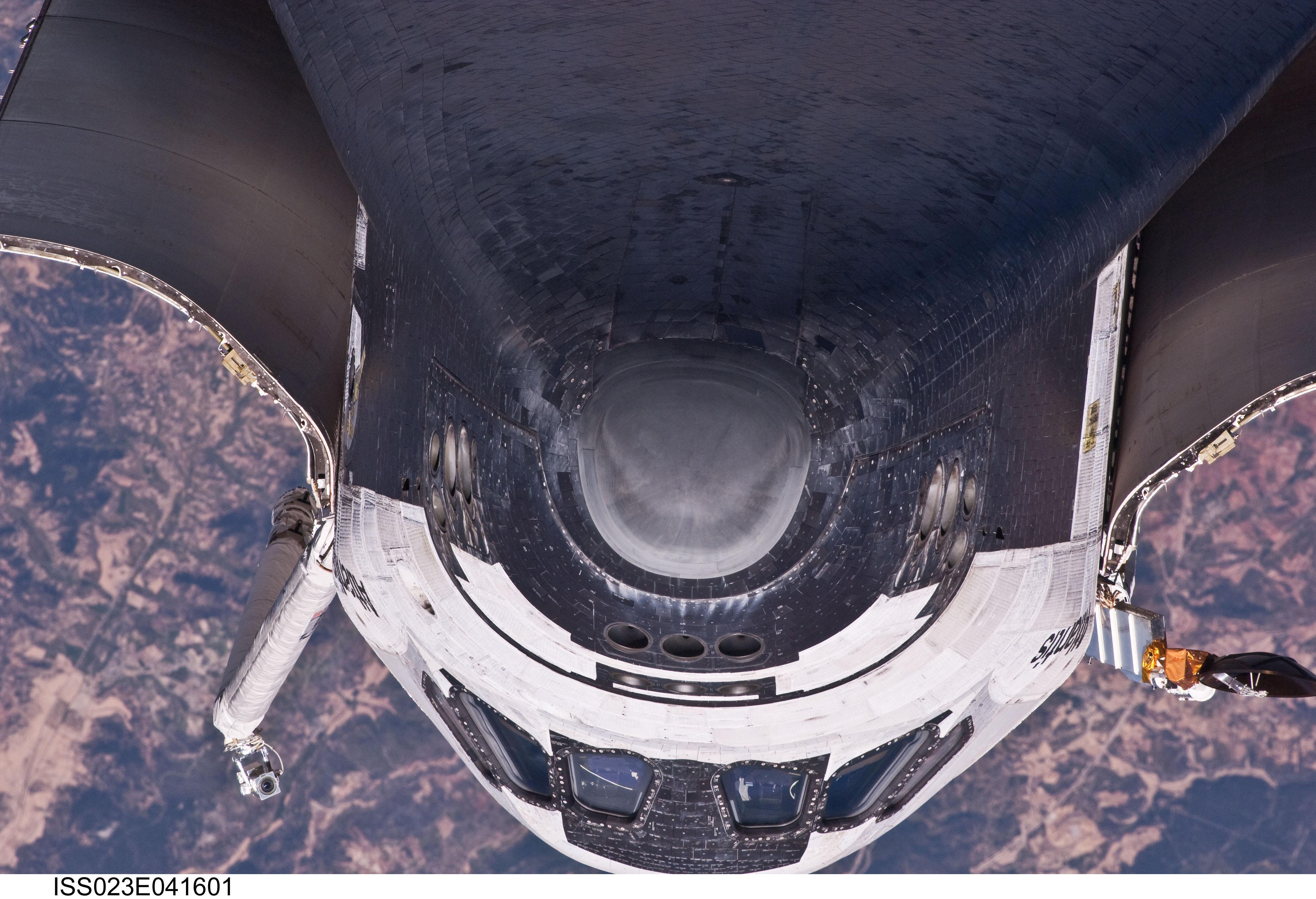 space shuttle cabin crew - photo #10