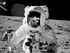 Astronaut Alan Bean on the lunar surface