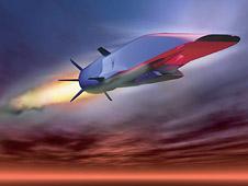 X-51A, artist's concept