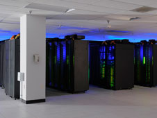 "The heart of NCCS is the ""Discover"" supercomputer."