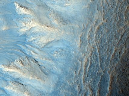Blue Like Mars