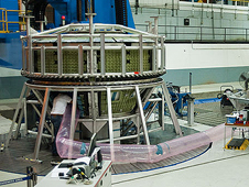 JSC2010-E-089558 -- Orion spacecraft