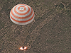 Expedition 23 Crew Lands in Kazakhstan