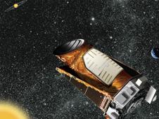 Artist's concept of Kepler