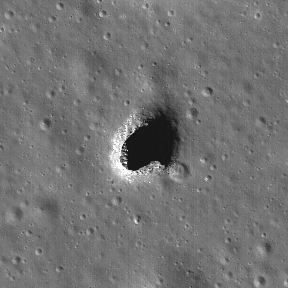 moon base lava tube - photo #9