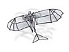 The da Vinci ornithopter