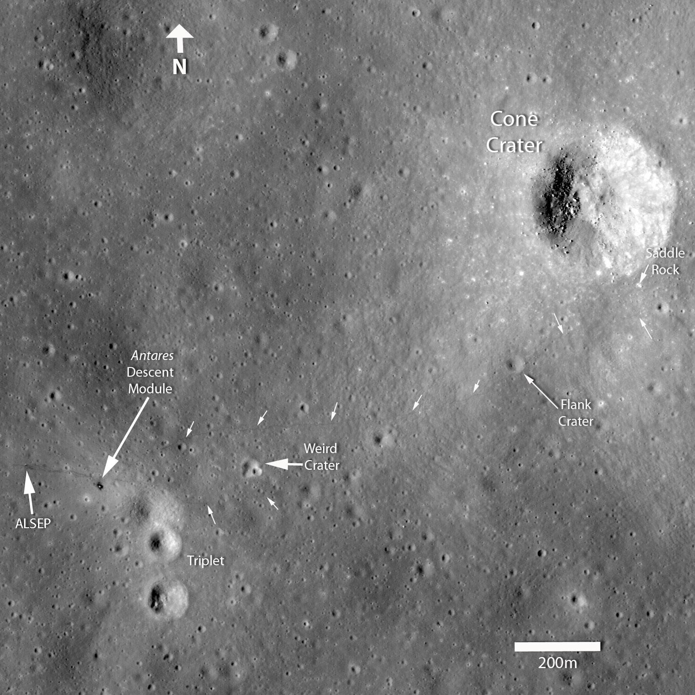 lunar lander site - photo #11