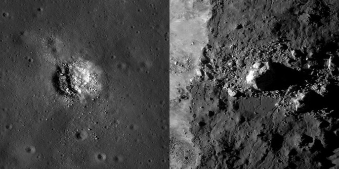 With the greatly increased resolution of the LRO Camera as well as the new information gathered by LRO's other instruments, scientists can suddenly characterize the moon's surface in ways never before possible.