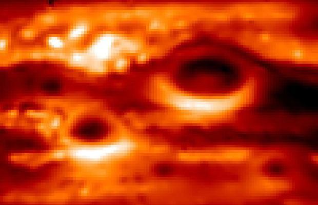 jupiter planet red spot - photo #26