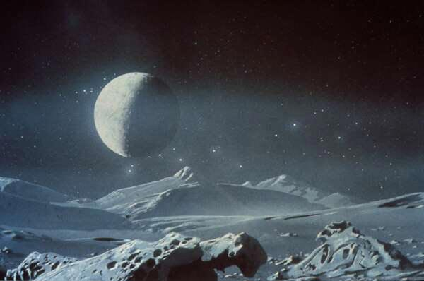 Charon Moon: Ask An Expert: Our Solar System REALLY Gets Around