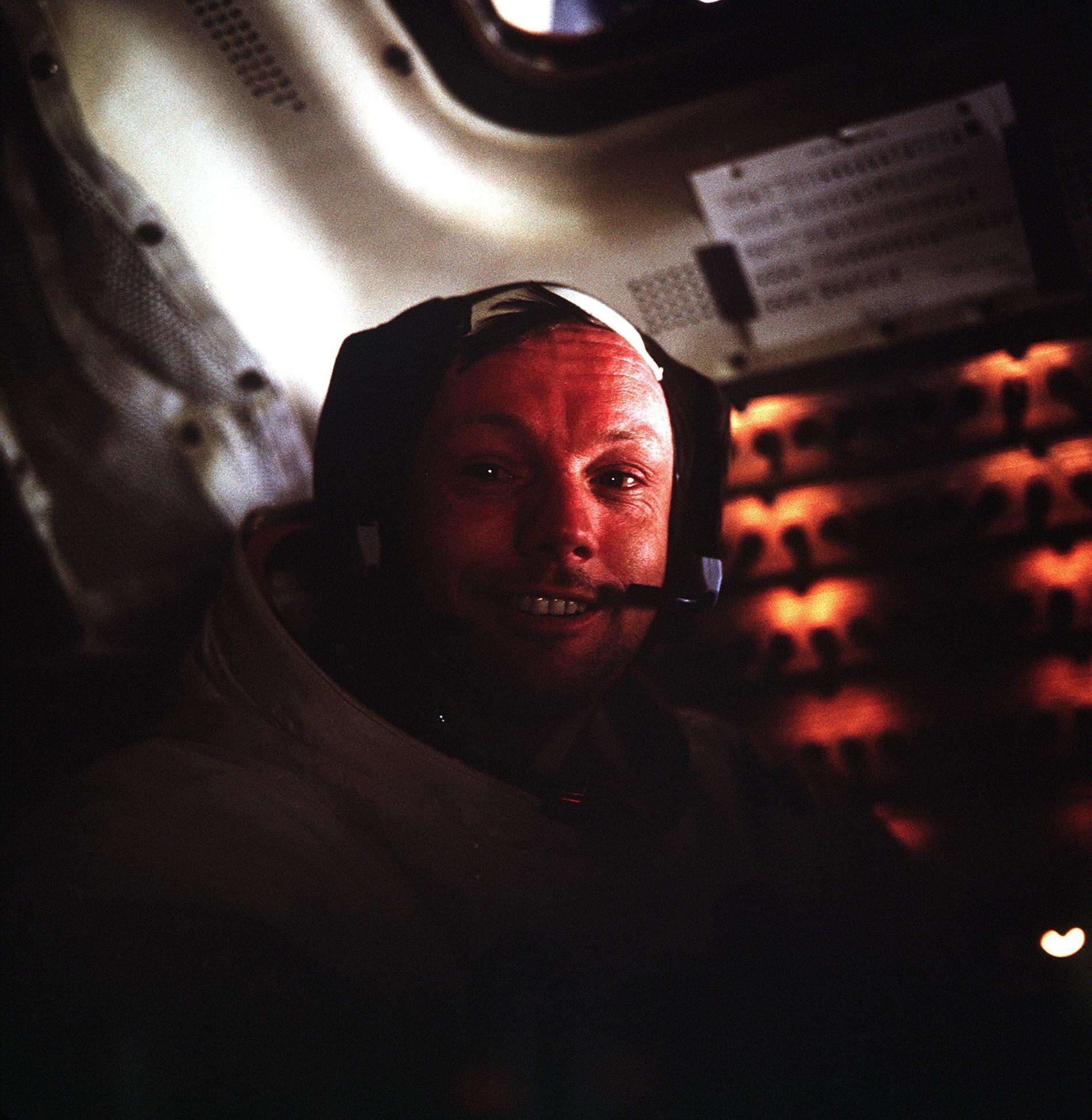 neil armstrong friends - photo #19