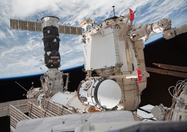 ISS023-E-047527: Mini-Research Module 1