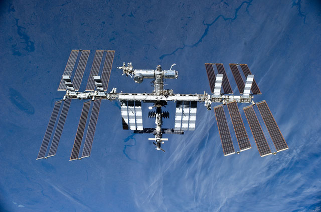 S131-E-011053: International Space Station