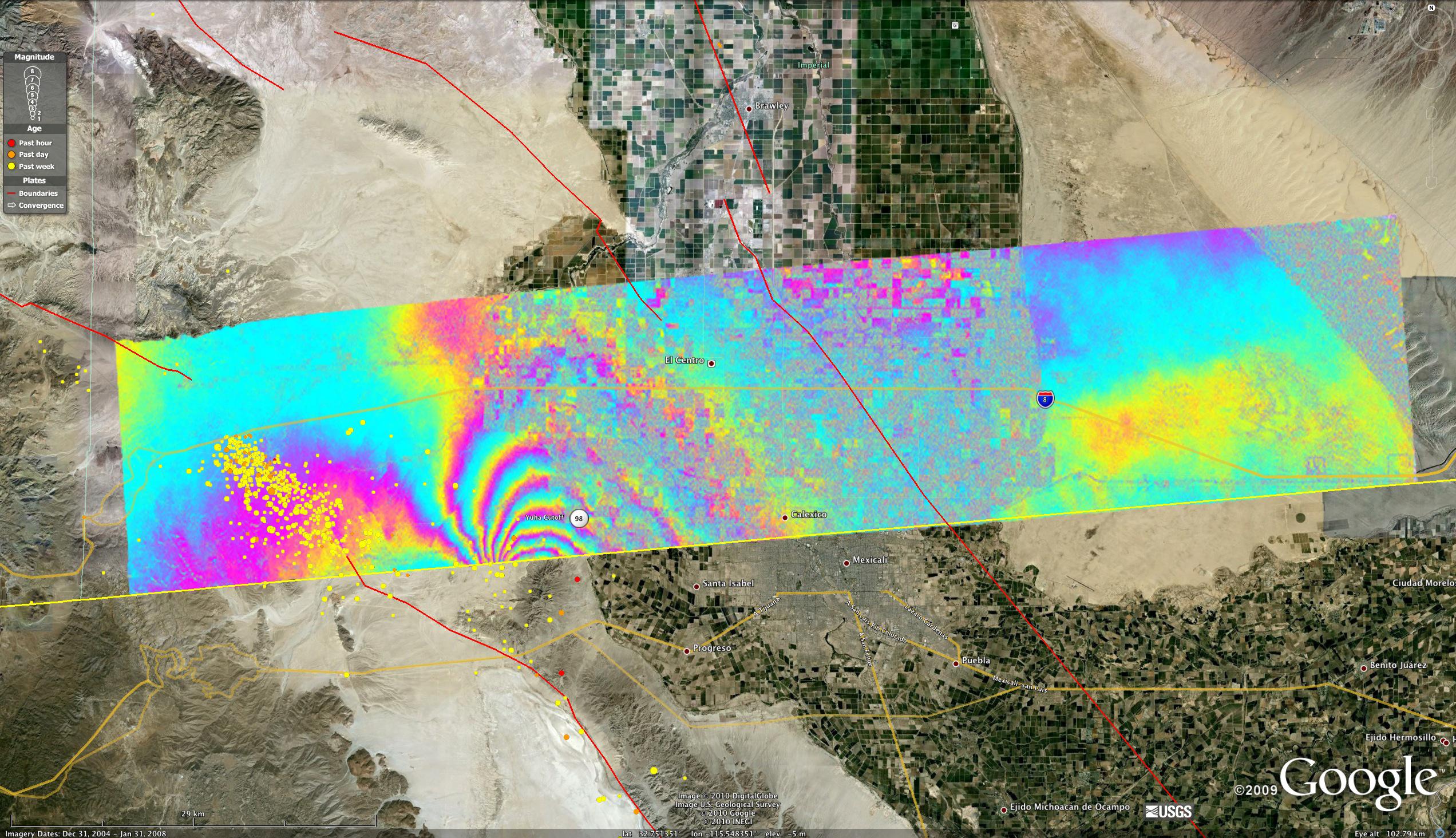 One figure NASA NASA Radar