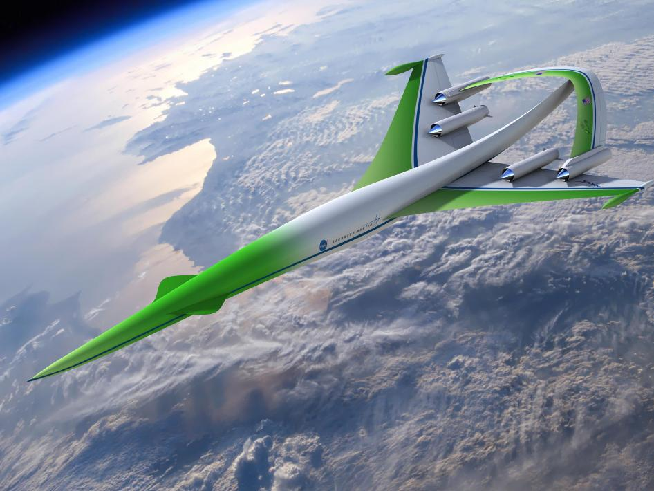 supersonic  cruise concept