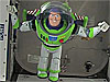 Buzz Lightyear on the space station