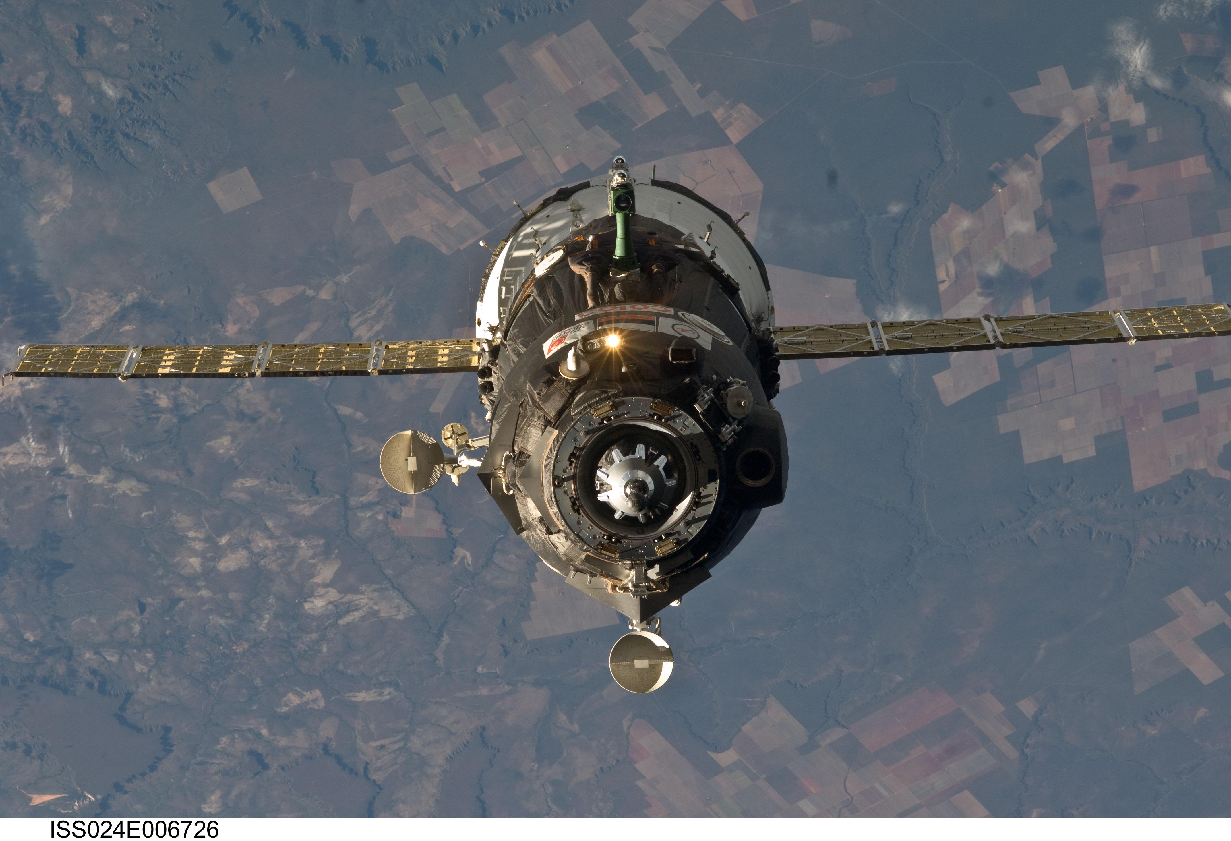 russian spacecraft soyuz - photo #25