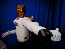 JSC2010-E-017534 -- Robonaut 2