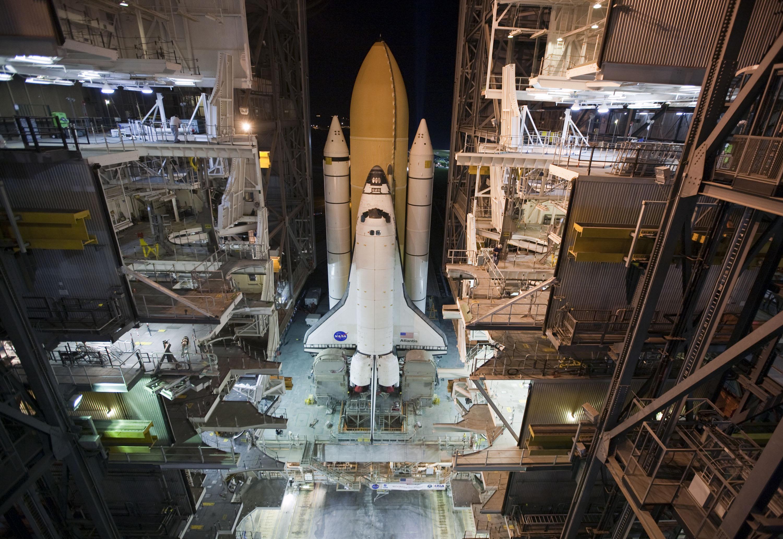 space shuttle atlantis building - photo #16