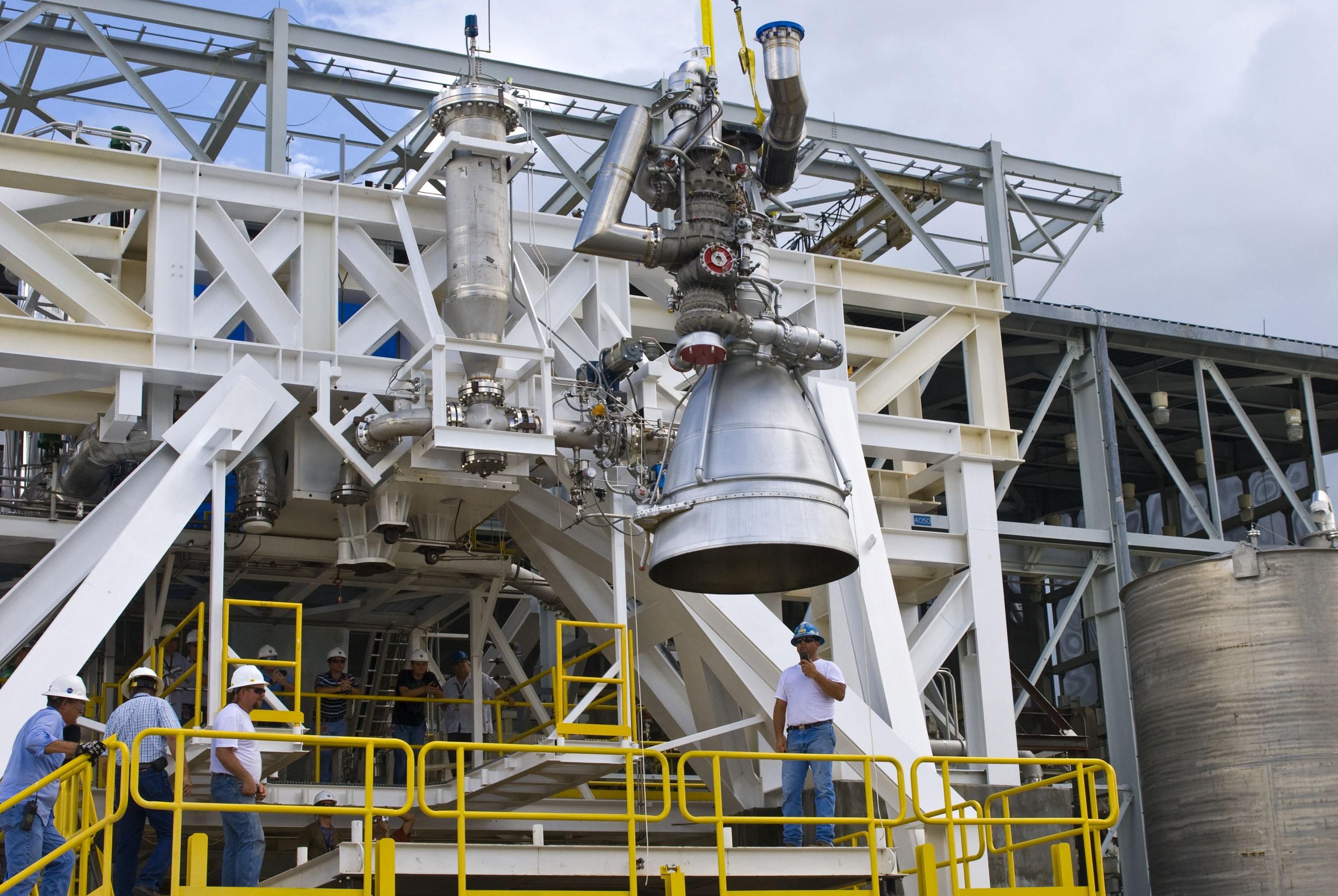 NASA - NASA Moves Forward on Commercial Partnership for ...