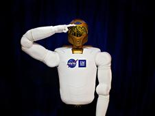 JSC2010-E-090926 -- Robonaut 2
