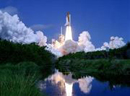 Launch of Space Shuttle Atlantis.