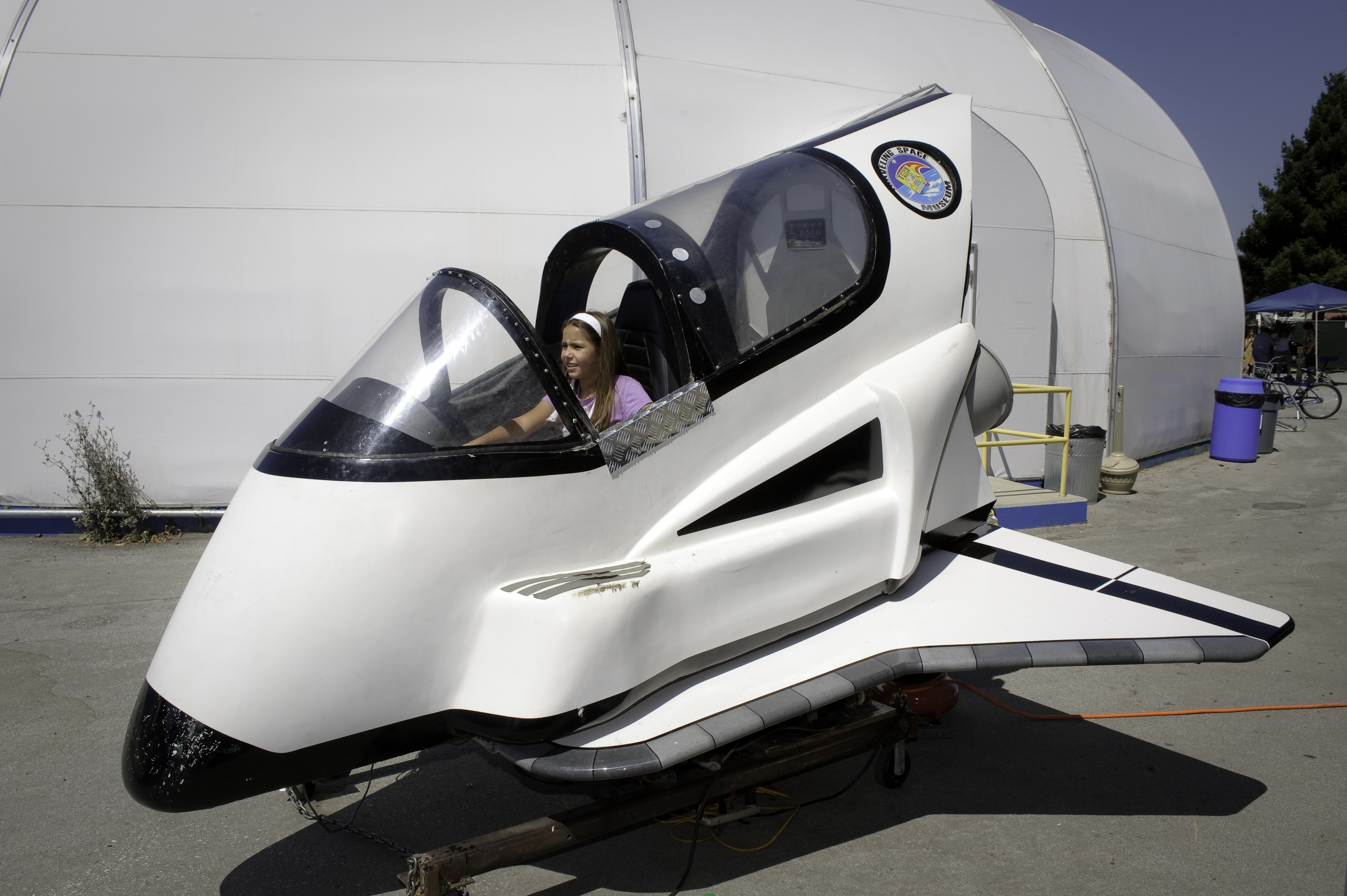 NASA Ames Helps Students Experience The Thrill Of