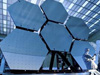 image of space telescope mirror segments
