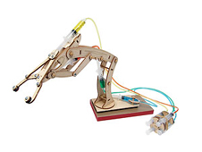 T-Bott II robotic arm
