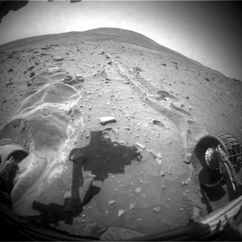 model spirit rover stuck - photo #3