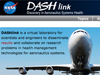 Screen capture of the Dashlink website.
